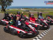 The Phillip Island Go Kart course has a new fleet of Sodi RT8 Evo2 Karts