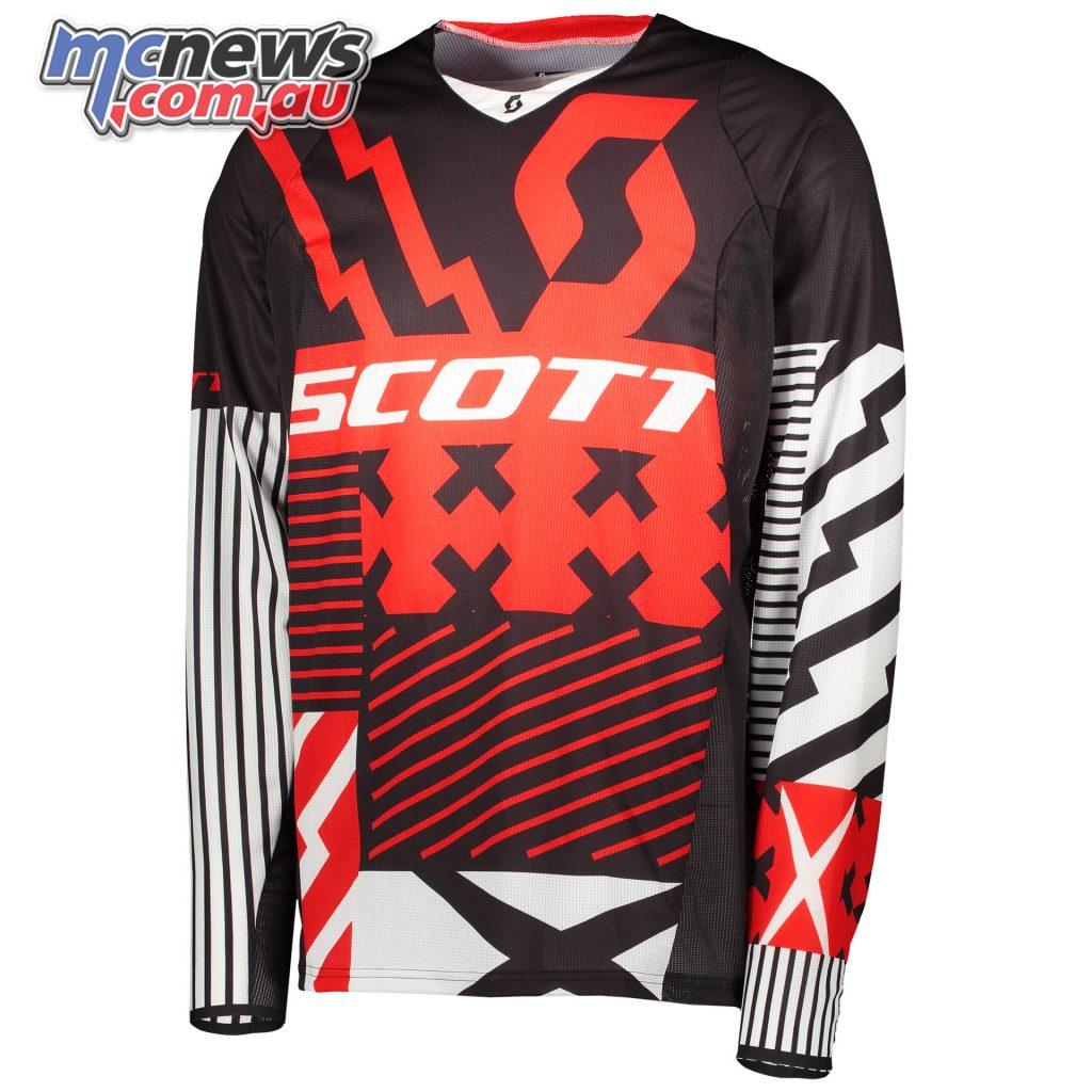 Scott 450 Jersey