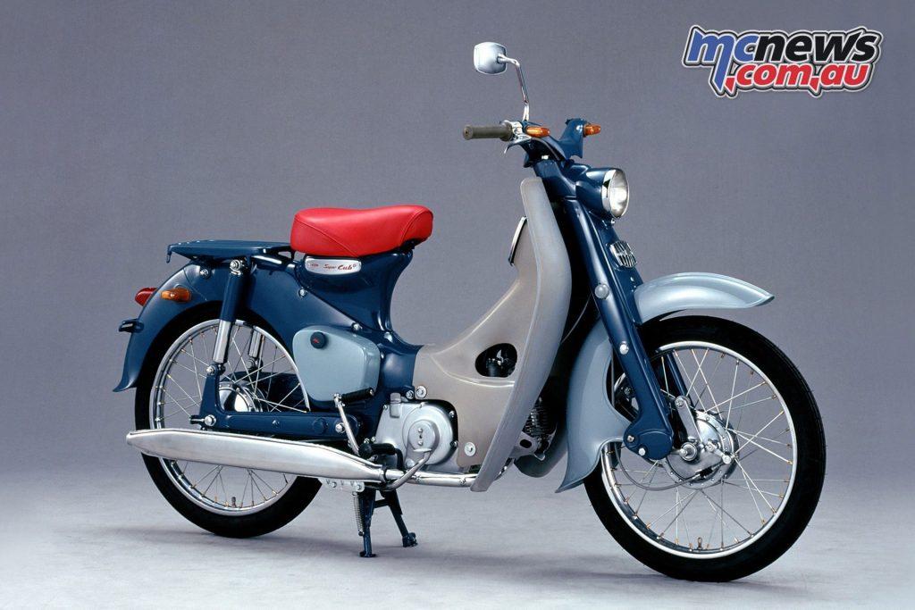 1958 Honda Super Cub C100