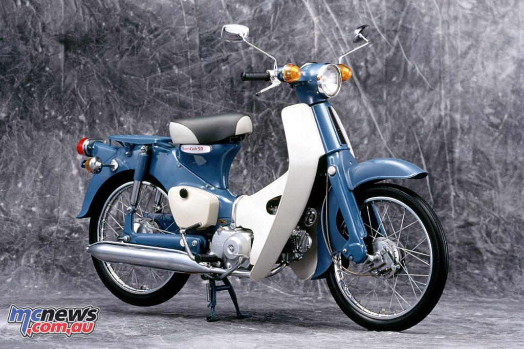 The Super Cub C50