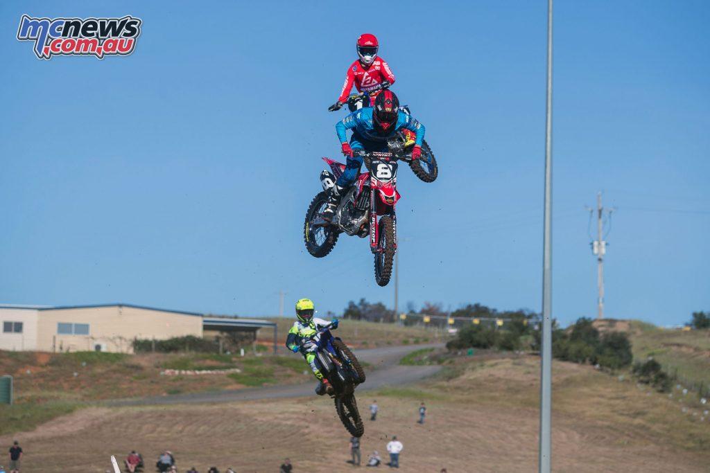 The Australian Supercross Championship, Round 2, hit Bacchus Marsh this weekend