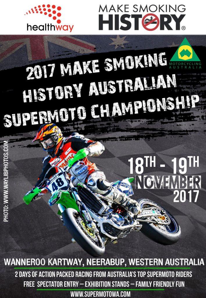 2017 Australian Supermoto Championships