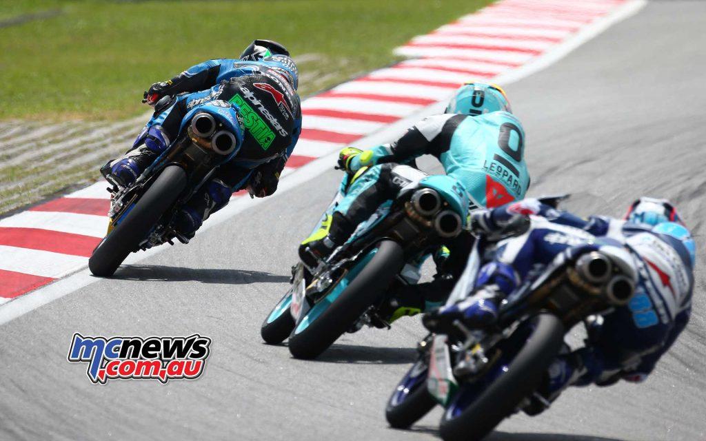 MotoGP 2017 - Sepang Moto3