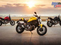 2018 Ducati 821 Monster - 25th Anniversary Edition