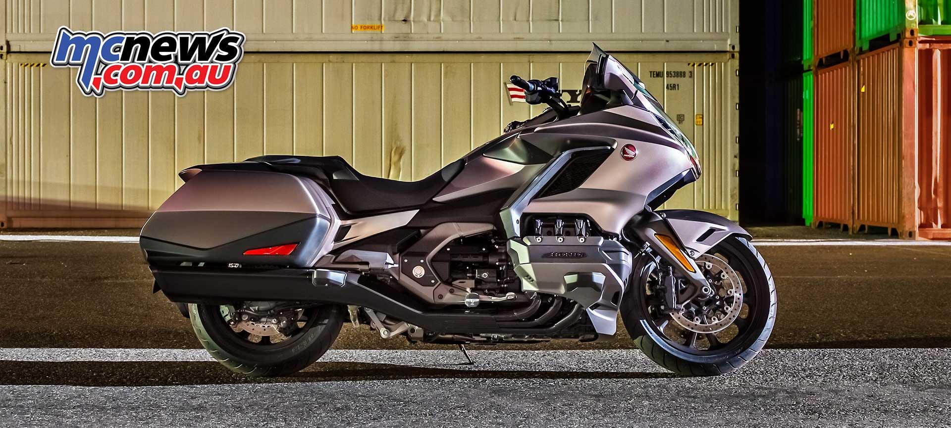 2018 Honda Gold Wing | 48kg lighter | Full Details ...