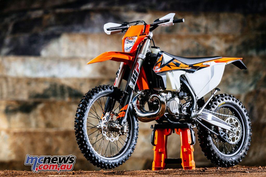 2018 KTM 250 EXC TPI