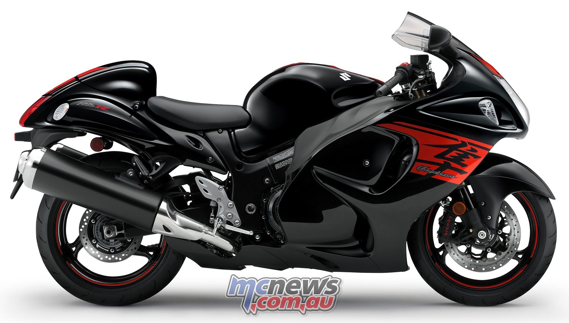 2018 Suzuki GSX1300R | GSX-R750 | GSX-R600 | MCNews.com.au