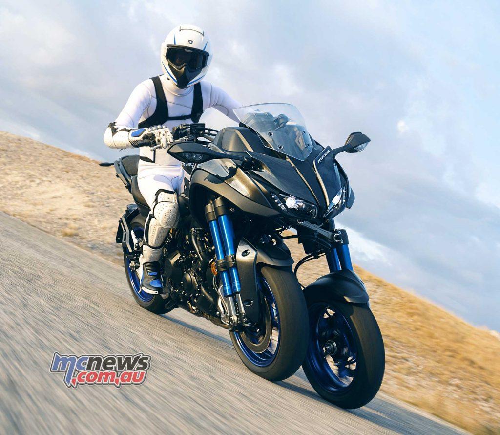 Yamaha MTX850 Niken