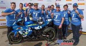 Team Suzuki - Image by TBG