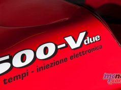 Bimota 500 V-due