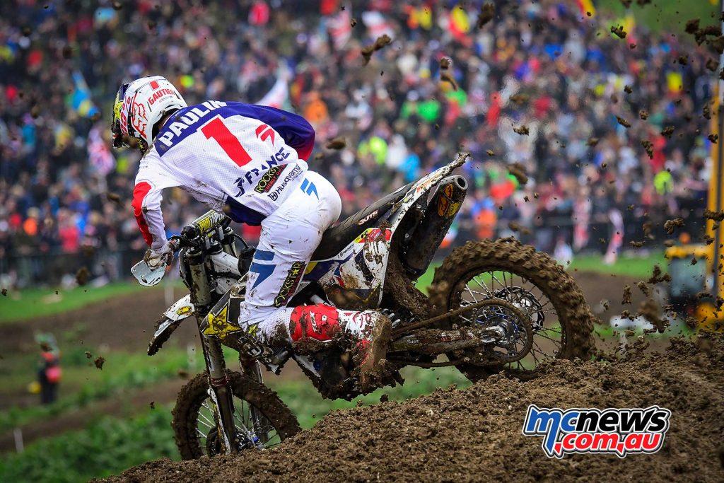 Gautier Paulin – Team France
