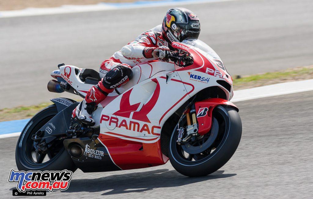 Mika Kalio, Ducati GP9.