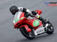 Tom Toparis - Moto3 Qualifying Practice - Motegi - Image by Andrew Northcott