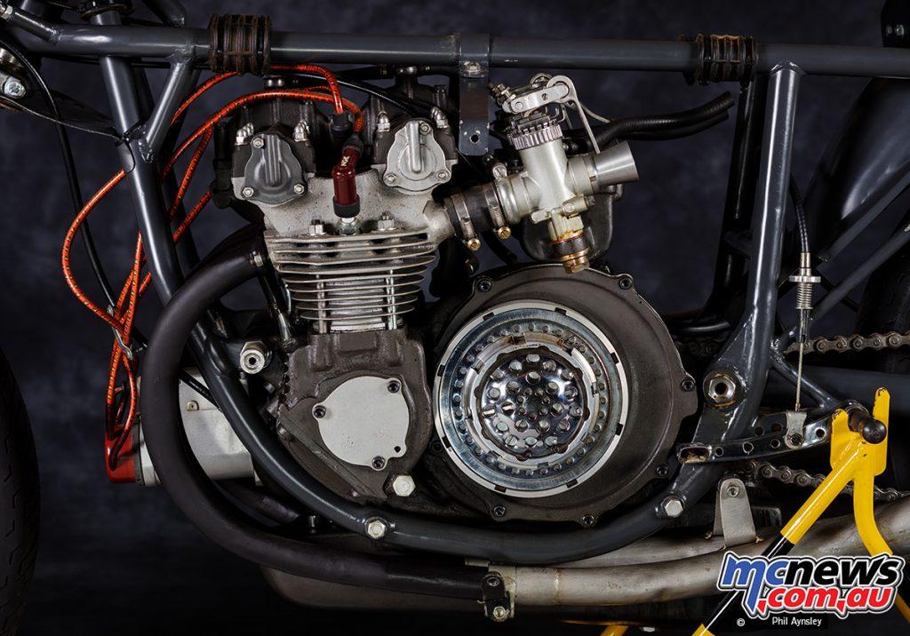 1964 Benelli Provini 250/4 Racer