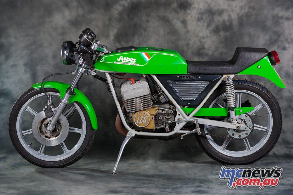 1978 Aspes 125 Juma