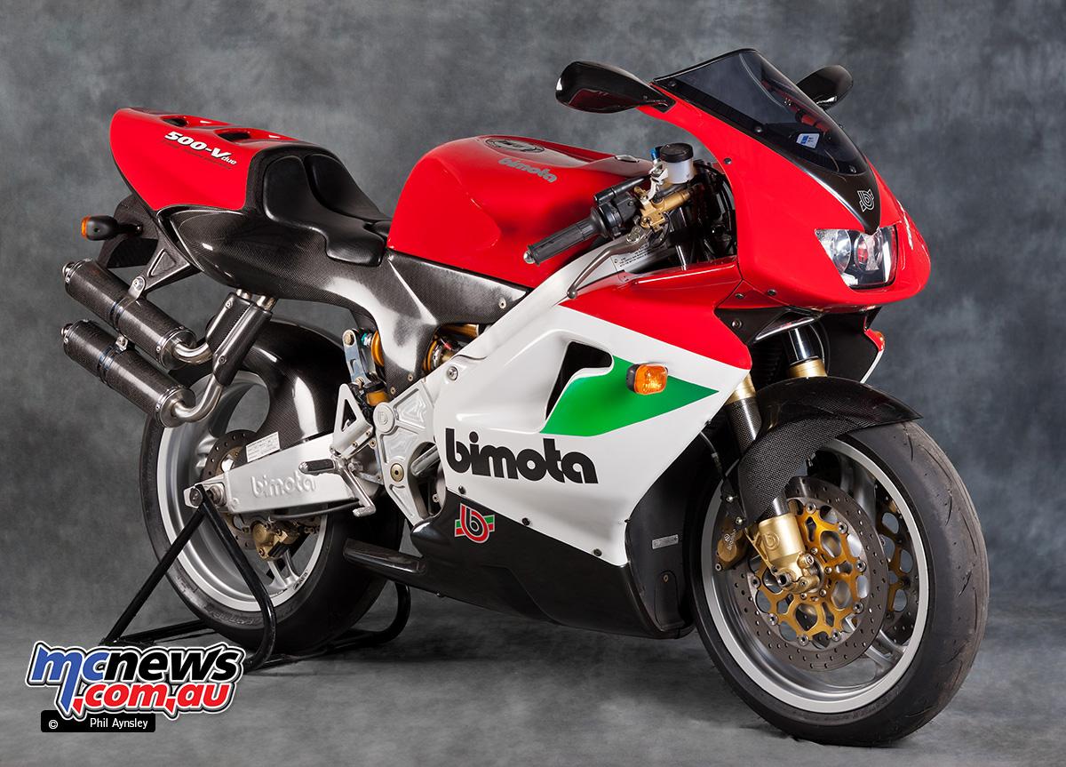 2011 Bimota V-Due 500