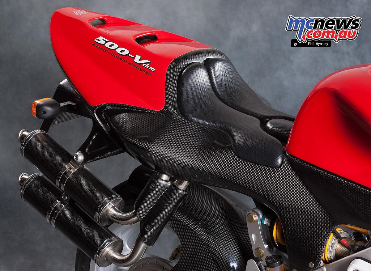 Bimota V-Due 500