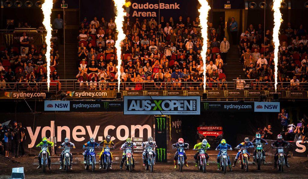 AUS-X Open 2017