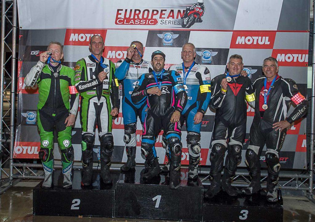 European Classic Series - Aragon Four Hour 2017