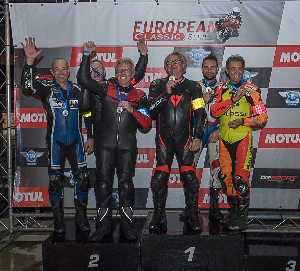 European Classic Series - Aragon Four Hour 2017 - 750TT