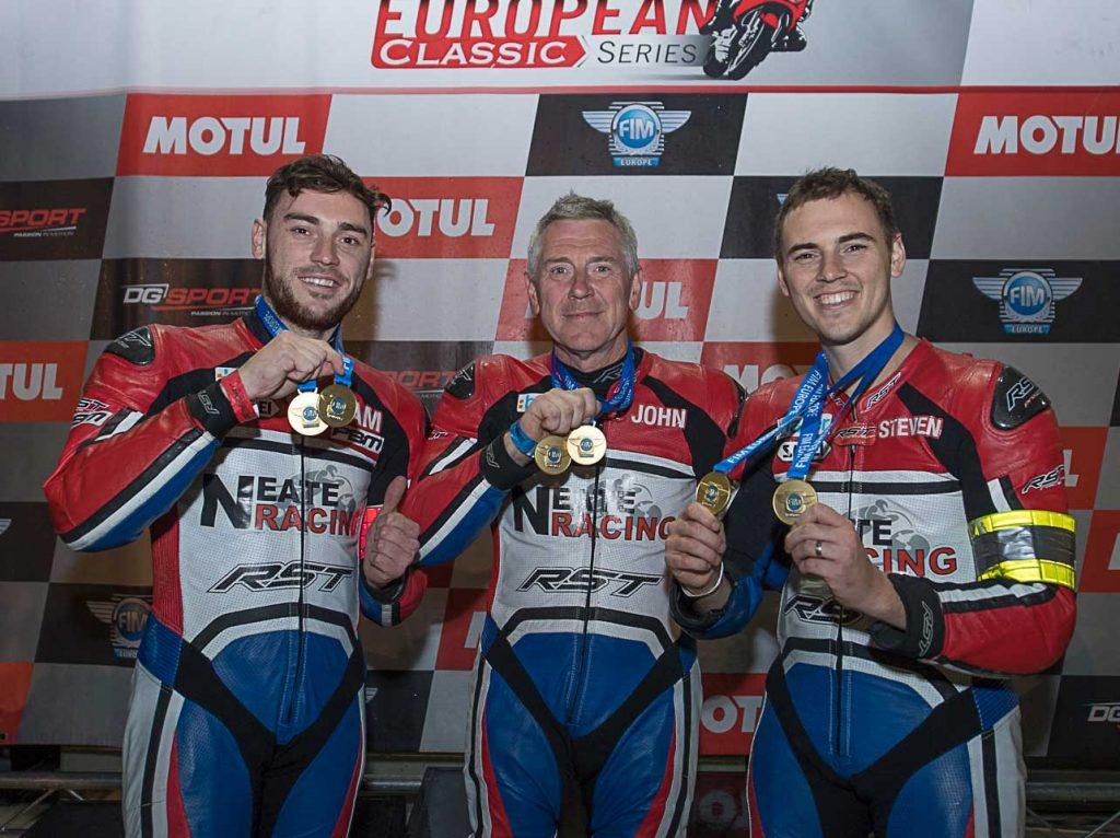 European Classic Series - Aragon Four Hour 2017 - Neate Racing