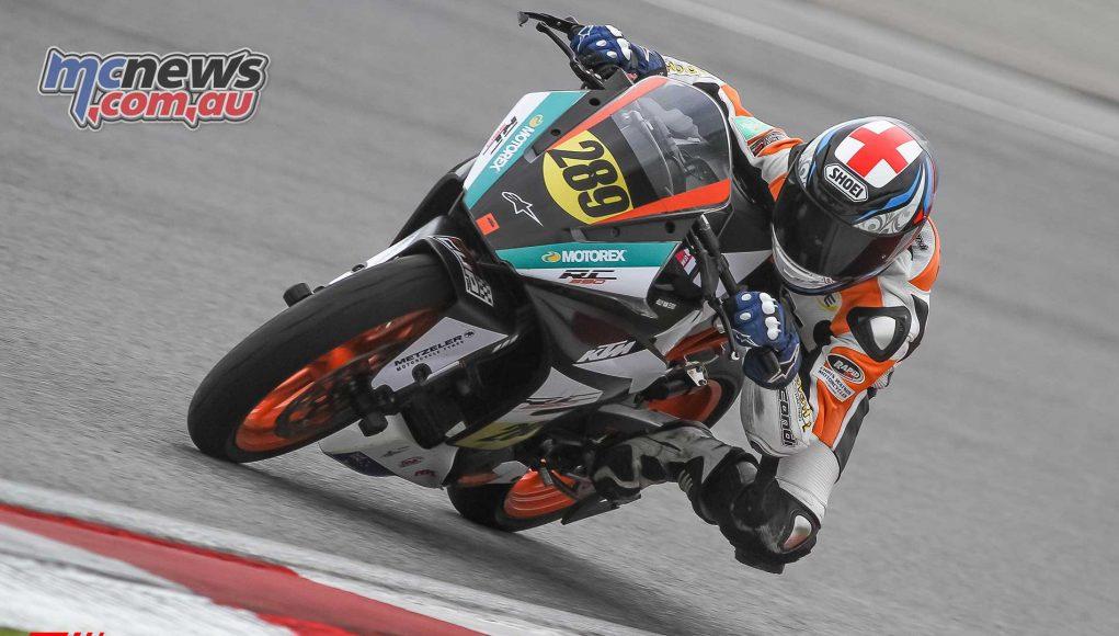 Billy Van Eerde victorious in Malaysia