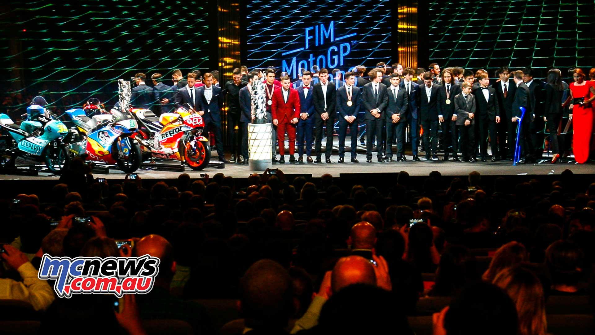 FIM Awards Ceremony closes MotoGP 2017 season | MCNews.com.au