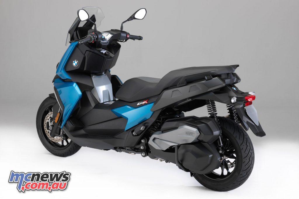 BMW introduce the 2018 C 400 X