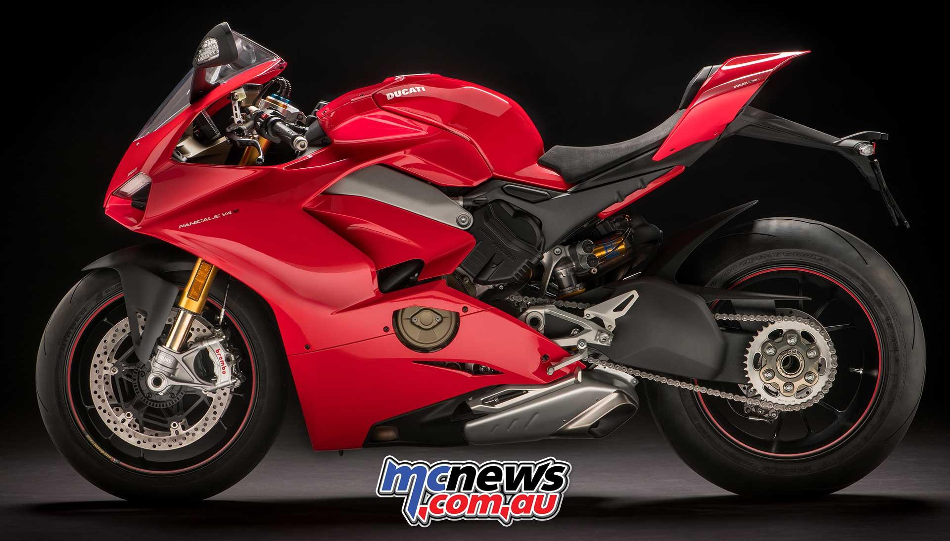 Bilder Ducati V