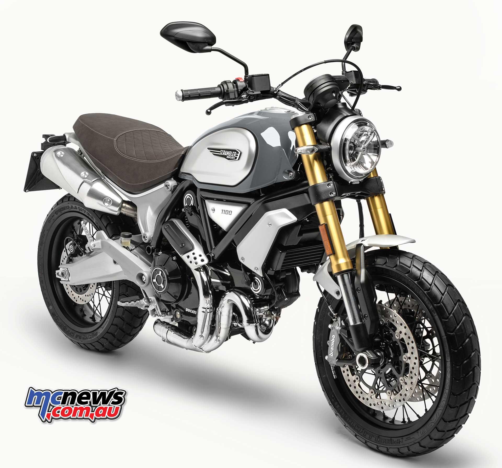 Ducati Scrambler Rear Mudguard