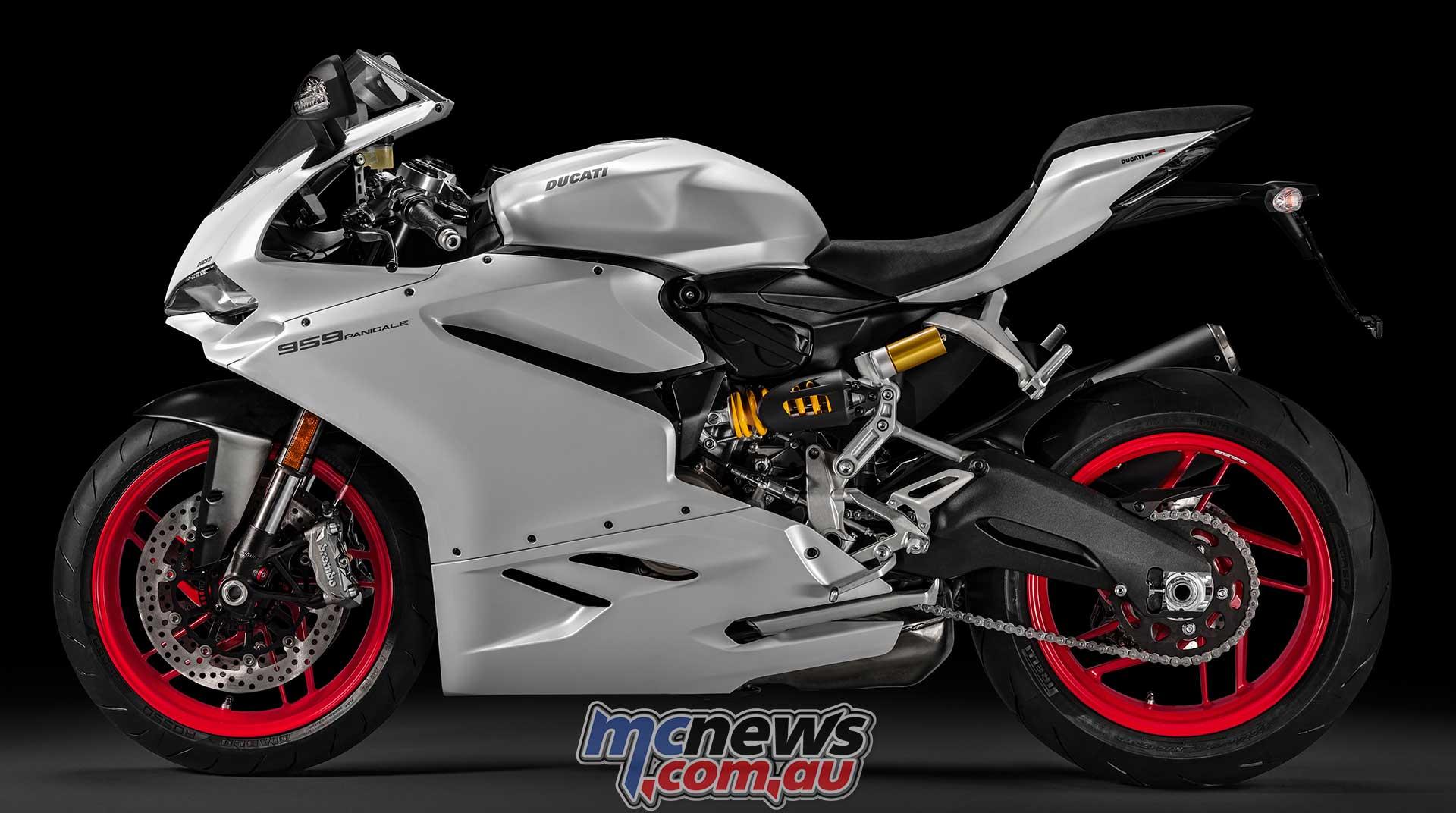 Ducati   Service Intervals