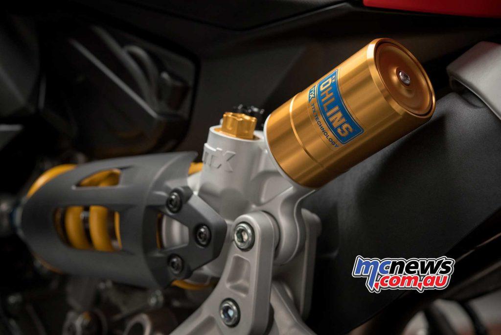 Öhlins TTX36 shock-absorber