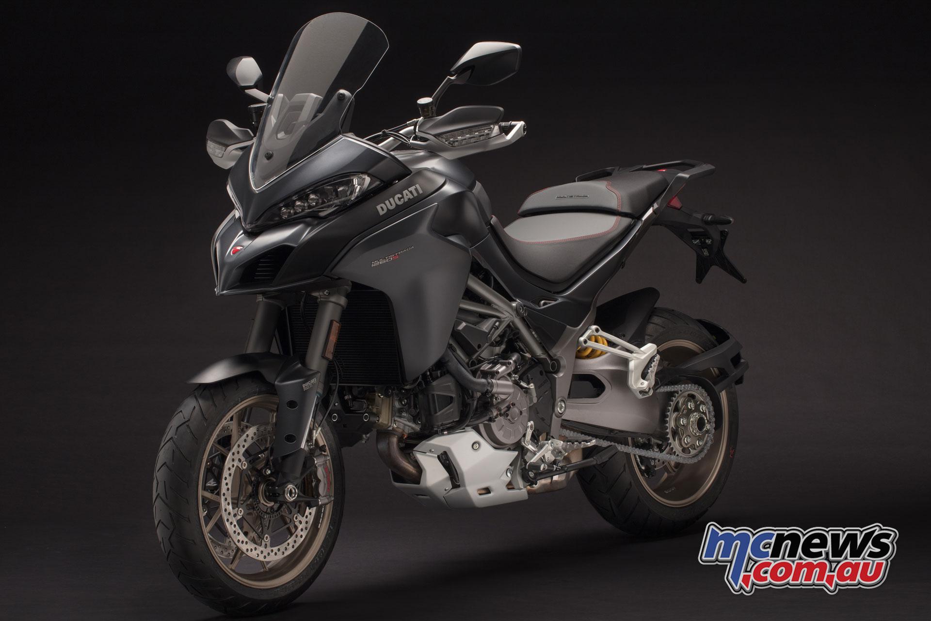 2018 Ducati Multistrada 1260 1260 S 1260 S D Air