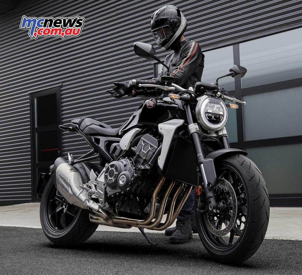 Honda Riding Gear >> 2018 Honda CB1000R | More Power | More Metal | MCNews.com.au