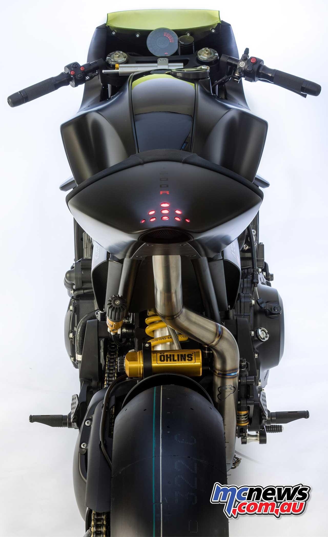 Honda CB4 'Interceptor' concept at EICMA   MCNews.com.au