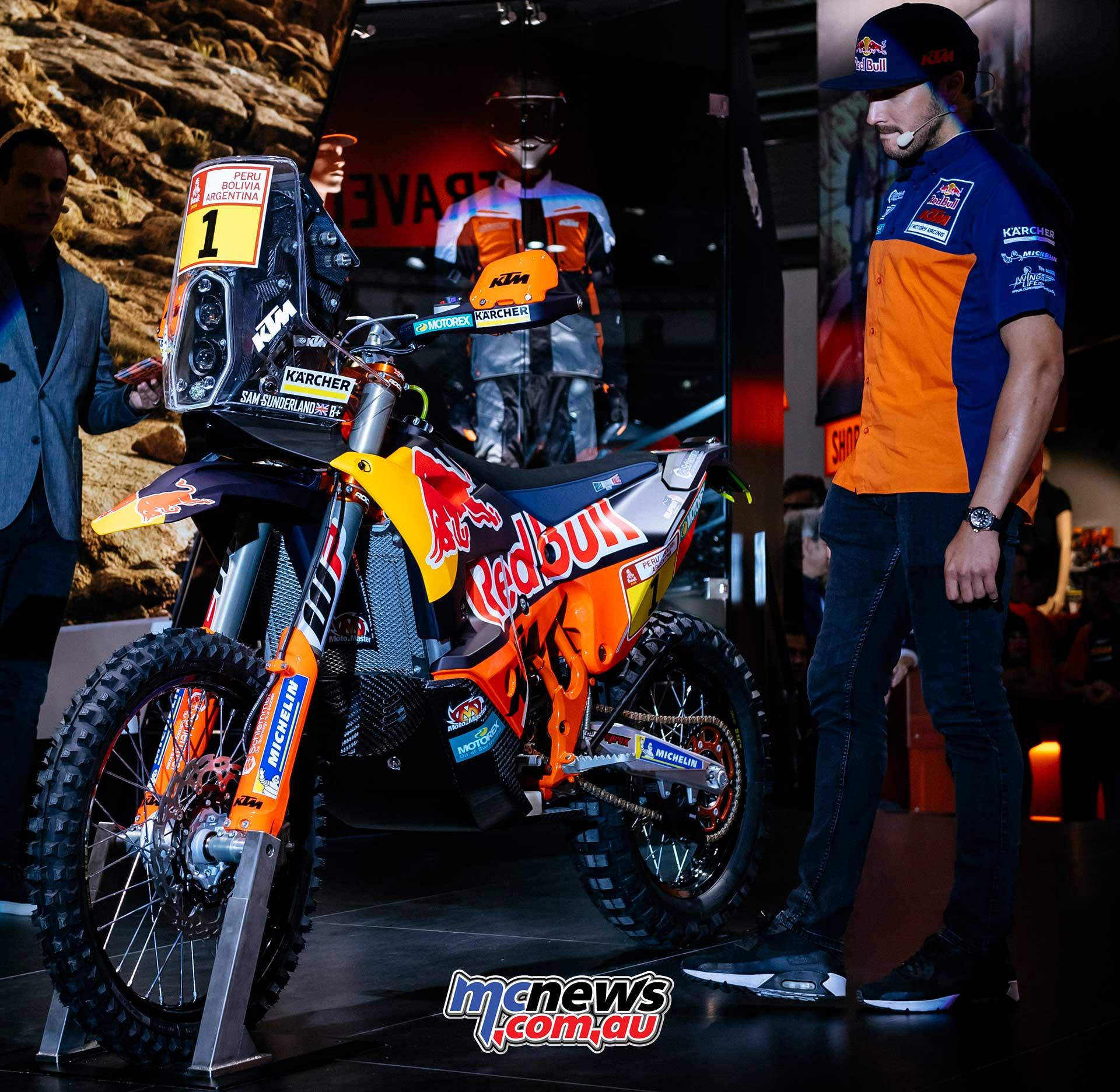 2017 Ktm 450 >> KTM 790 Adventure R looks production ready... | MCNews.com.au