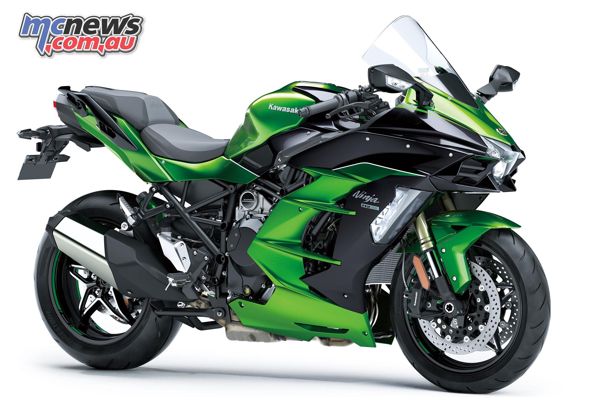 Kawasaki H Supercharged
