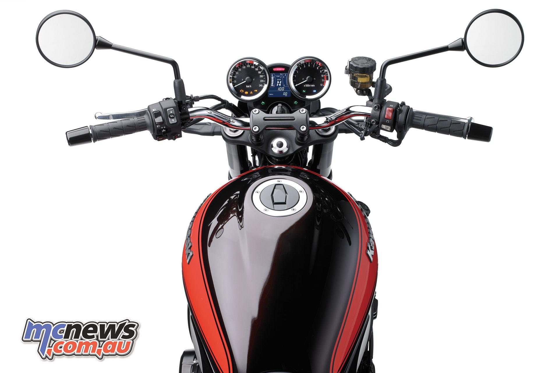 Kawasaki Z Accessories