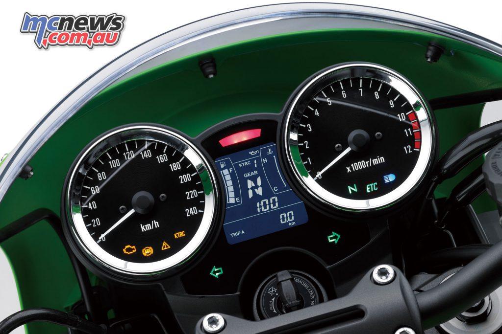 2018 Kawasaki Z900RS Cafe