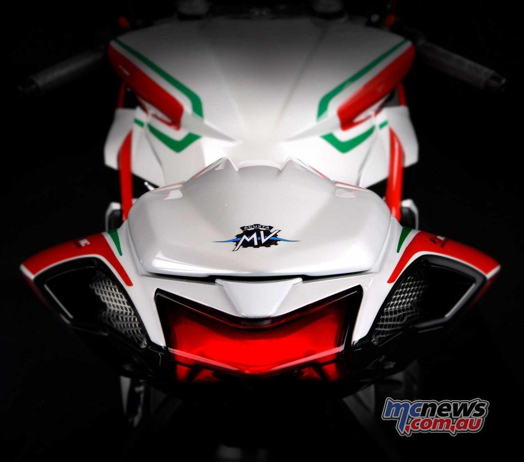 2018 MV Agusta F3 RC