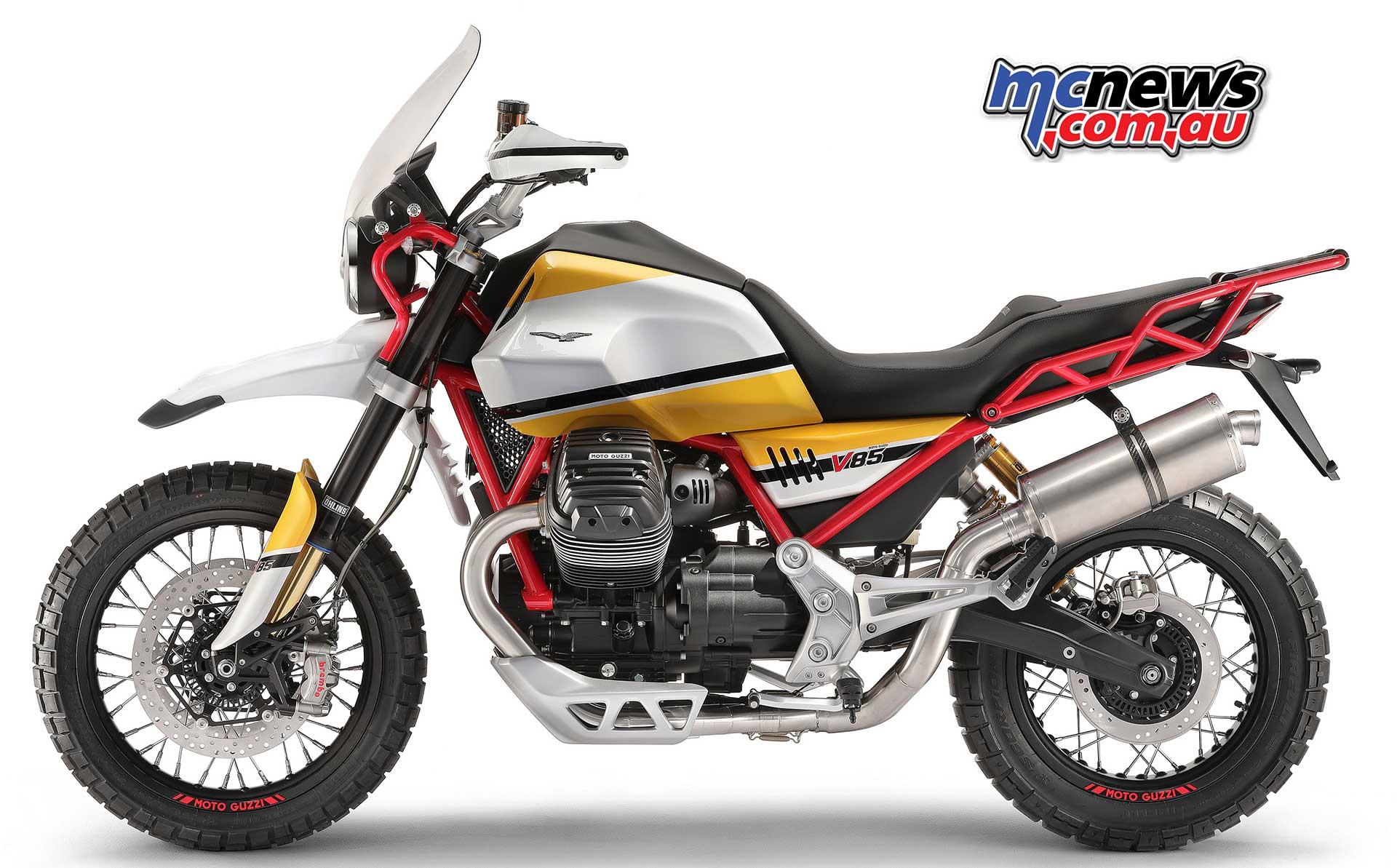 Moto Guzzi New Models