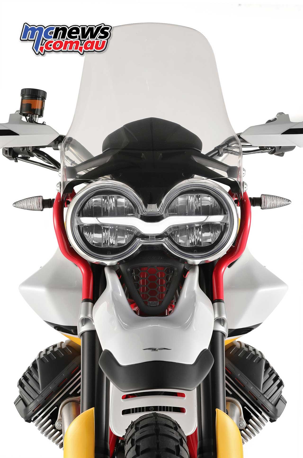 Moto Guzzi V85 | 80hp New 850cc Engine | New Frame | MCNews.com.au