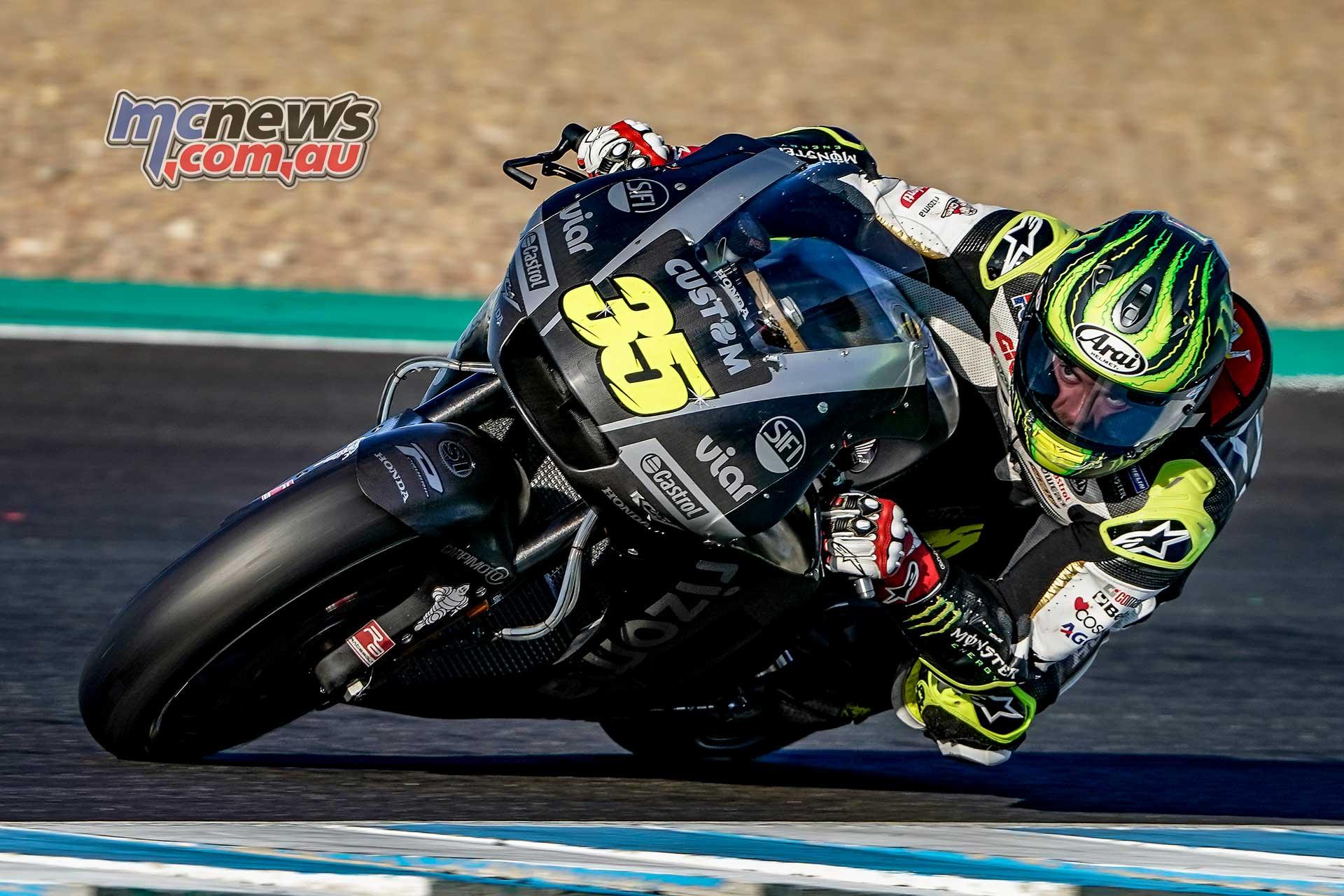 Andrea Dovizioso tops Jerez MotoGP Testing   MCNews.com.au
