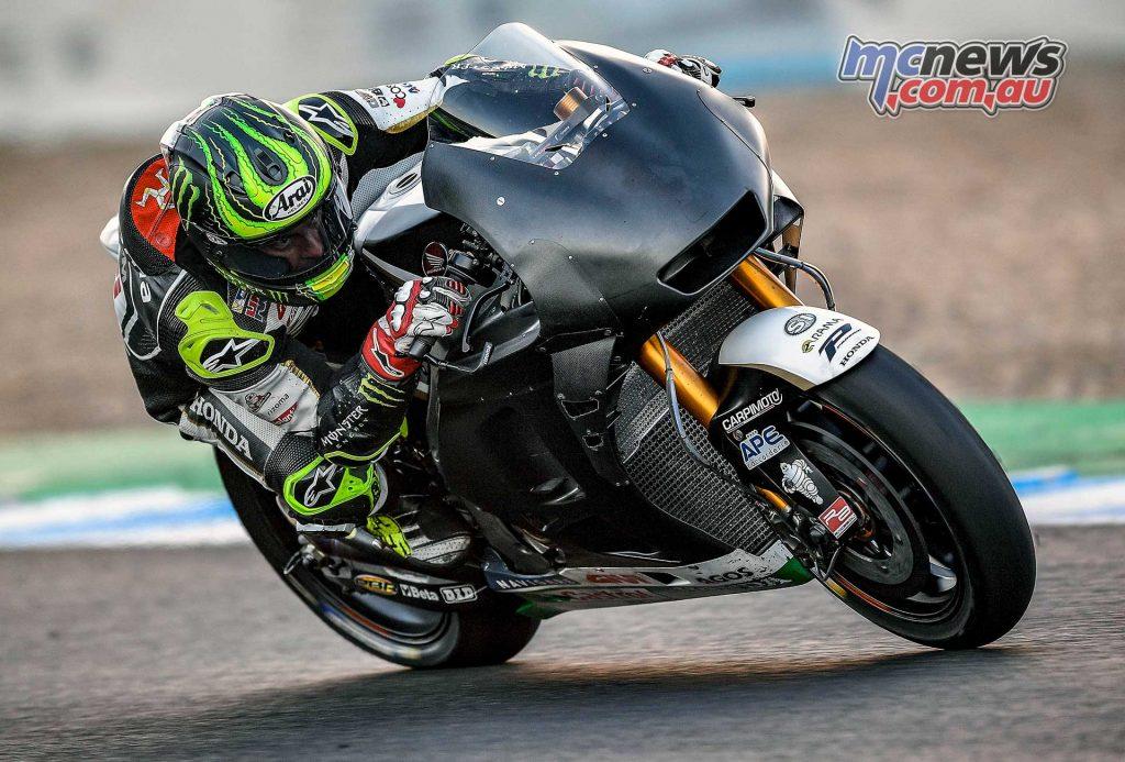 Yamaha Not At Jerez Test