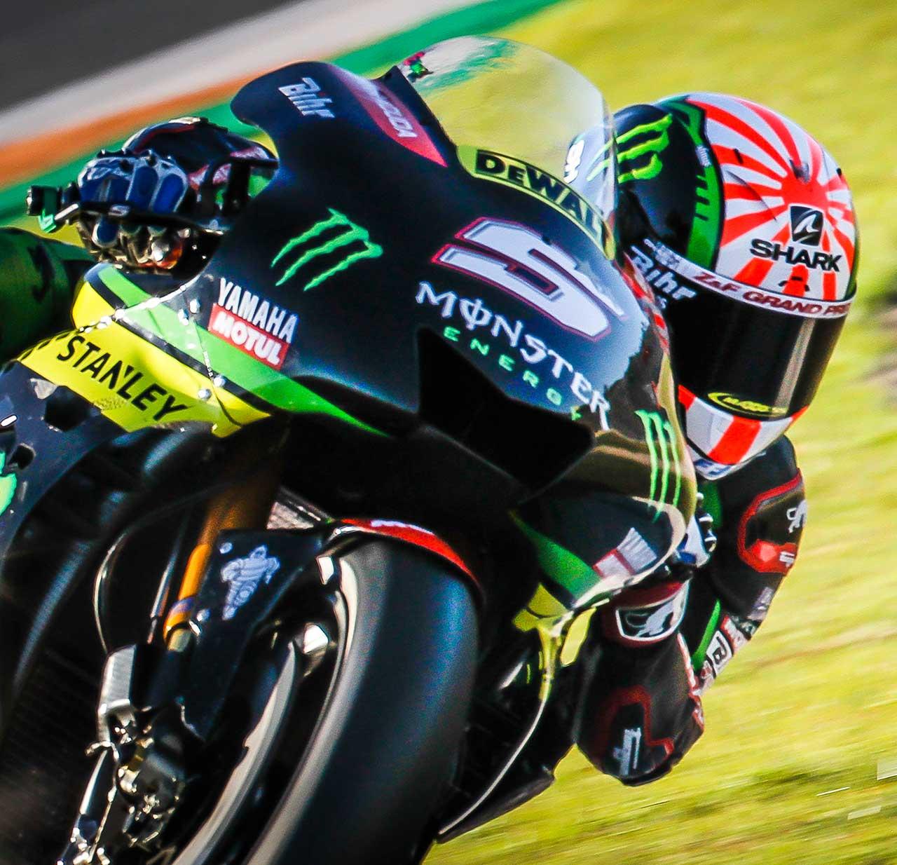 Motogp 2018: Maverick Vinales Tops First Day Of 2018 MotoGP Testing