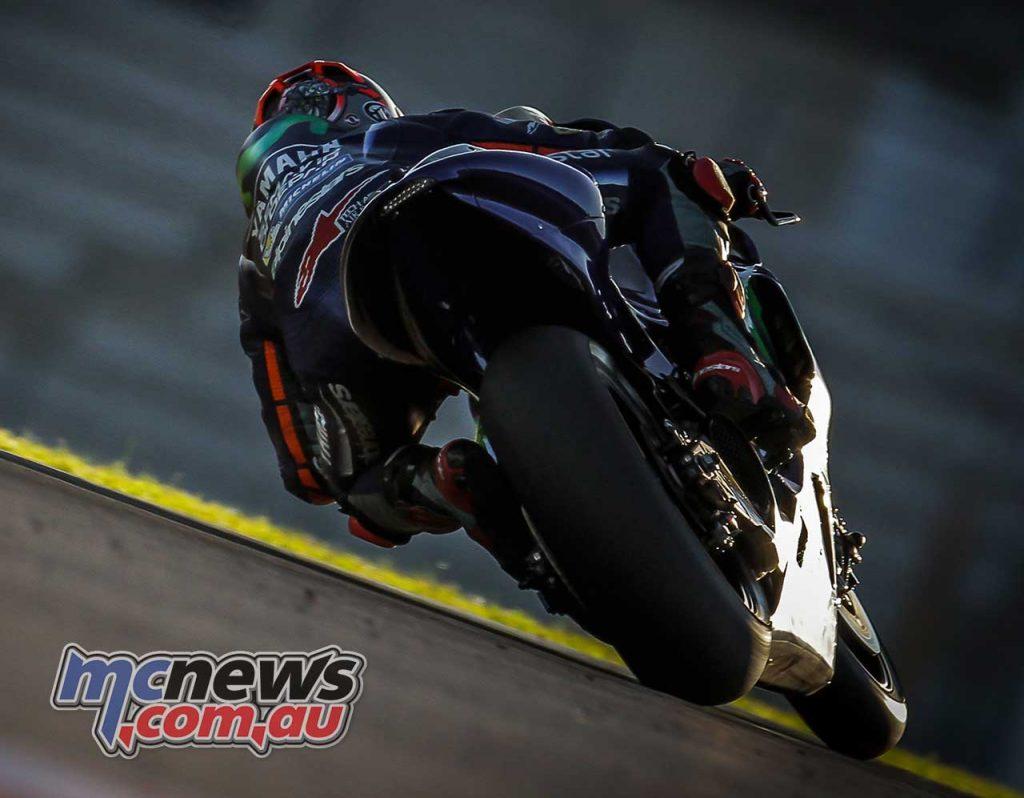 Vinales back on form as MotoGP Testing commences