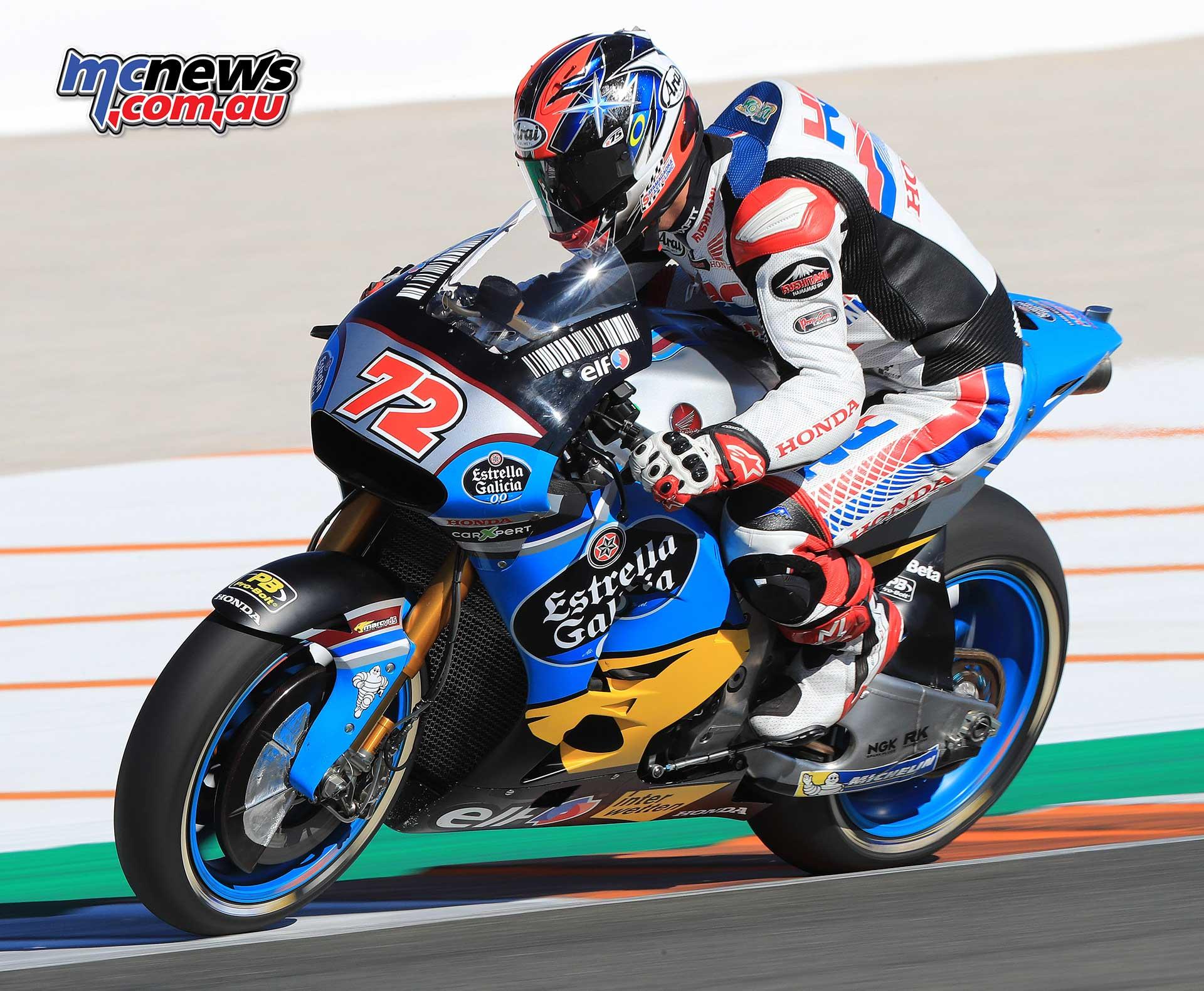 Maverick Vinales tops first day of 2018 MotoGP Testing   MCNews.com.au
