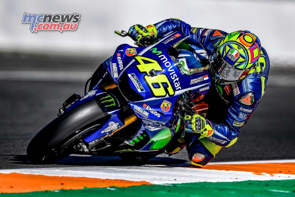 Valentino Rossi - P4