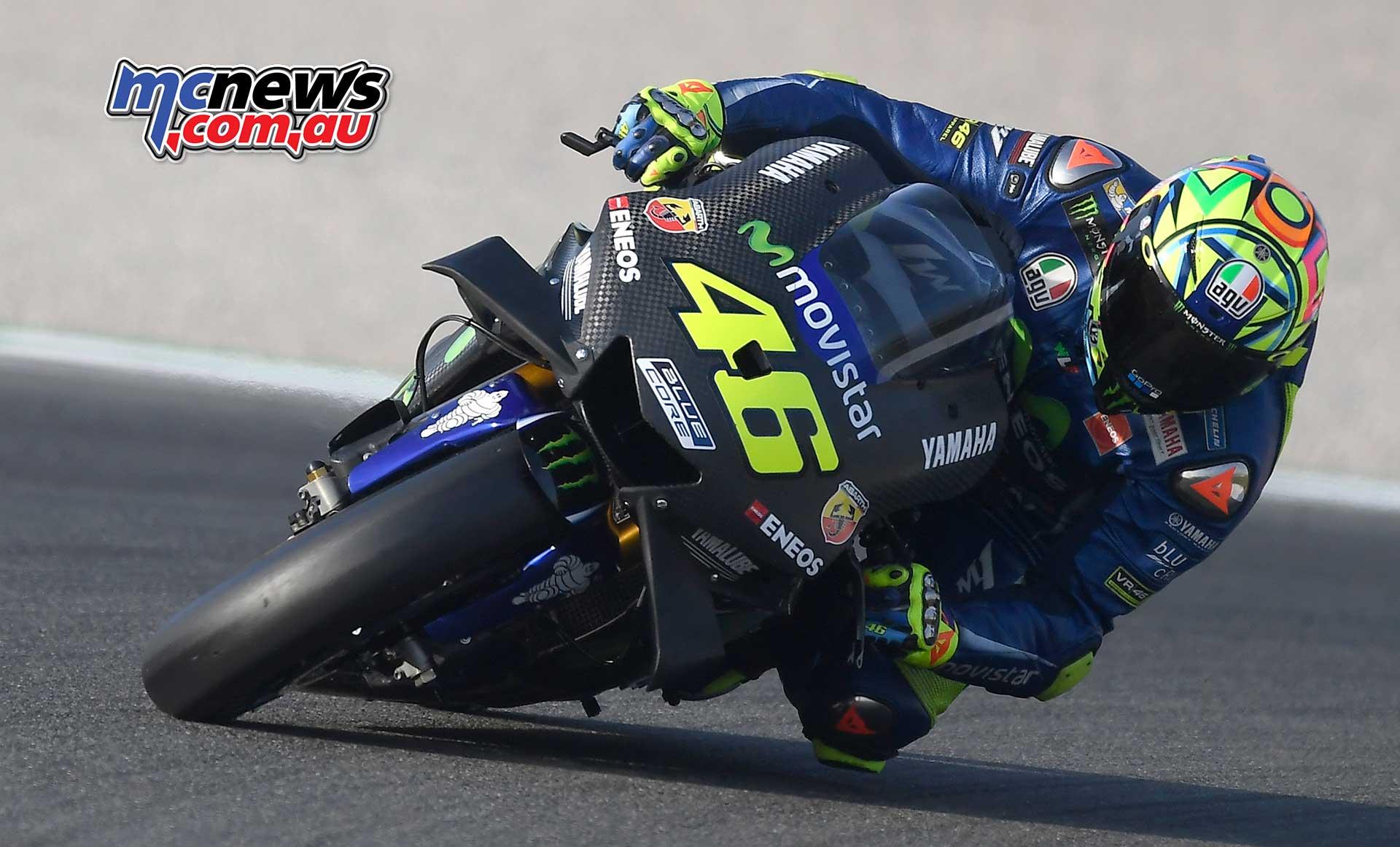 MotoGP Riders reflect on Valencia MotoGP Test   MCNews.com.au