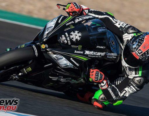 New World SBK Rules - Same Results - Kawasaki men dominate Jerez Test